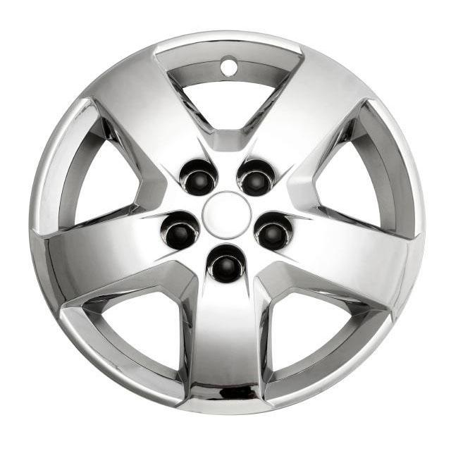 Plastic Chrome Wheel Covers Cm 9814 High Quality